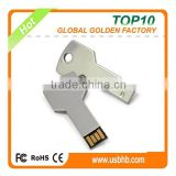 Hot selling bulk key shape USB flash drive 1gb 2gb 4gb 8gb 16gb                                                                         Quality Choice
