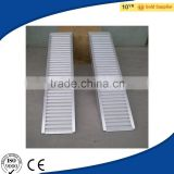Long Aluminium Heavy Duty Wheeled Machinery Ramps, Straight ATV Ramp for Truck Trailer Forklift