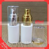 40ml plat shoulder spray cosmetic PET bottle/ /skin care perfume bottle/mist spray bottle