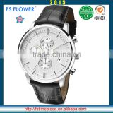 FS FLOWER - Shenzhen Watch Factory Wholesale Distribution Custom Stainless Steel Men's Stylish Quartz Watch