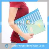 Rectangle Shape and PVC Material fire resistant document bag