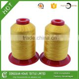 High tenacity polyester brother machine embroidery thread