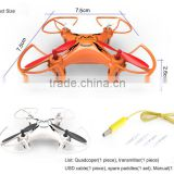 Deliver the same day against payment 4 Channel Mini aerial RC Quadcopter 360 Degree Flip Ready-to-fly Nano Rc Drone