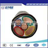 4 Core Steel Wire Armoured Copper Conductor PVC Insulated Power Cable/Underground power cable