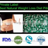 Private Label Best Natural Weight Loss Diet Pills