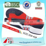 high quality basketball shoes molded EVA sole of shoes