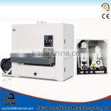 best double heads sanding machine wide belt, calibrating sanding machine for plywood making