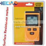 Surface Resistance meter earth resistance tester
