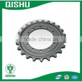 ZX200 HITACHI drive wheel sprocket grim for excavator