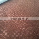 <Italy Velvet> Embossed Velvet sofa fabric bonding with TC for sofa&curtains fabric