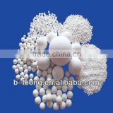 High Quality Jiangxi Yilong Inert Alumina Ceramic Ball as catalyst bed support media,tower packing,reactor covering material