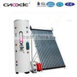 200L Split pressurized solar water heater, separated pressure solar hot water heater, solar balcony collector