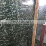 High quality hot sale dark green marble tile