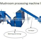 Newly design mushroom bagging machine/edible mushroom equipment/edible fungus producing machine