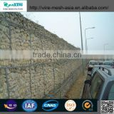 2015new product galvanized gabin box suit for stone,gabion box wire fencing,stone wire mesh gabion box