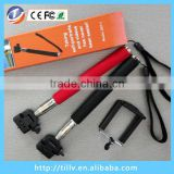 Camera Flexible Handheld Mini Monopod for Camcorder Black