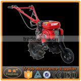 For farming use Hand control Ploughing soil Small ploughing machine