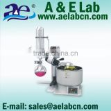 0.5L-2L small Rotary Evaporator with water bath