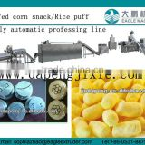 curry/corn puff making machine/extruder machine