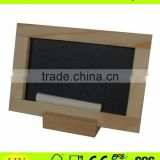 Fsc wooden table blackboard for kid