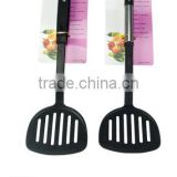 Nylon slotted spatula and cookwares kitchen tools