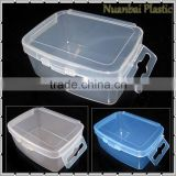 5cm Small PP Eco-friendly Plastic Storage Box Kids DIY Nail Art kits Box
