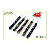 2.4ohm Disposable Electronic Cigarettes 800 puffs ODM , Mint Flavor cigarette Portable Hookah Pens