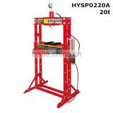 20T Pneumatic hydraulic shop press