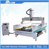 DX 1325 rotary axis 4 axis cnc router machine with Mach3 control system