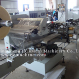 High Speed Facial Tissue Paper PE Film Packing Machine