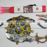 Pirate weapon ,Pirate toy set ,Pirate sword