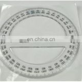 BSCI factory custom promotional gifts round flexible ruler