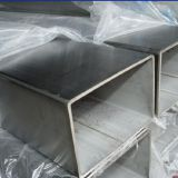 DIN 1.4112 1.4718 1.4713 1.4568 hot drawn stainless steel square pipe/tube