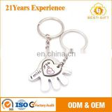 New Product Custom Metal Keychain Key Chain Key Rings Holder Souvenir