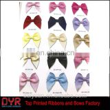 Daiyuan grosgrain ribbon bow