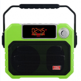 Bluetooth Speaker, Outdoor Speaker, Square Dancing, FM Radio, USB Playing, TF Card Playing
