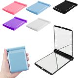 LED Lighted Makeup Mirror Mini Square Mirror