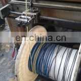 drum reeling cable  for electrical cable used for large tower cranes and open-air elevators and vertical lifting devices