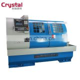 Automatic horizontal cnc wheel repair lathe machine AWR3050 with good quality