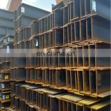 Hot Rolled Carbon Structural astm h steel beam s235