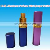 Alibaba wholesale fancy 10ml crystal perfume bottle with cap pump sprayer bottle china manufacturer