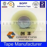 38mm Paper Core bopp clear self adhesive packing tape