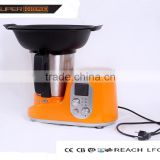 Automatic soup maker electric food chopper stainless steel blade