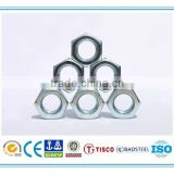 DIN 6926 Hex Flange Stainless Steel Nuts