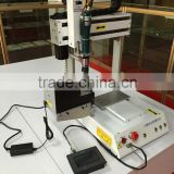 Automatic screw tightening machine/Automatic desktop screw fastening robot/screw feeder machine