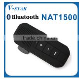 ws-108 Handsfree Car Kit Mini Bluetooth Speaker For Driving Hands Free                                                                         Quality Choice