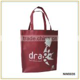 Promotional Reusable Nonwoven Tote Bags,Reinforced Nonwoven Bags For Promotional,Eco Nonwoven Bags