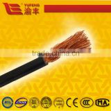 CPE/Neoprene/EPDM Rubber Welding Cable H01N2-D (10mm2 16mm2 25mm2 35mm2 50mm2 70mm2 95mm2 120mm2)