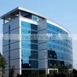 aluminium curtain wall/cheap price factory delivery aluminum curtain wall windows