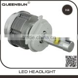High quality 30W h4 led 4300k with temperature sensor protection system